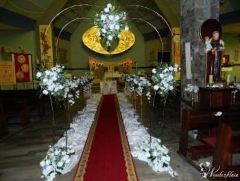 Kwiaciarnia Orchidea Świat Dekoracji Ślubnej, Dekoracje ślubne Jedlicze