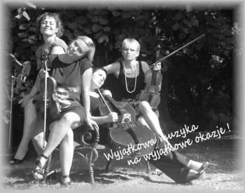 Kwartet smyczkowy 4 One, Oprawa muzyczna ślubu Sopot