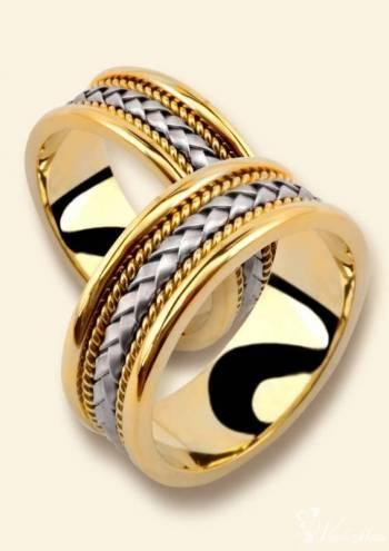 Atelier Athena, Obrączki ślubne, biżuteria Krynki