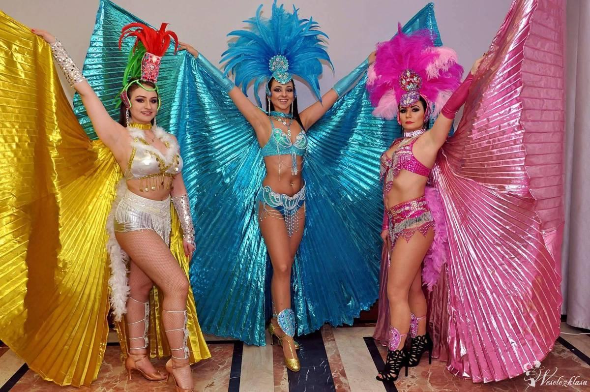 Pokazy taneczne . Samba Brazylijska, Suwalki - zdjęcie 1