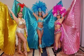 Pokazy taneczne . Samba Brazylijska, Pokaz tańca na weselu Kleszczele