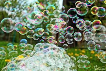 Wytwornica baniek mydlanych, Wytwornica ciężkiego dymu, Balony, bańki mydlane Pilawa
