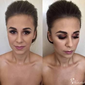 Katarzyna Rucińska make up artist, Makijaż ślubny, uroda Rabka-Zdrój