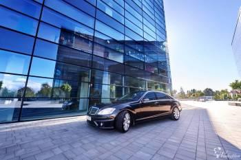 *AMG* Mercedes S550 Long - *Mercedes Vito*  2017 XL- Niepełnospra, Samochód, auto do ślubu, limuzyna Nowy Tomyśl