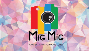MiG - MiG aparaty natychmiastowe na wesele!, Fotobudka, videobudka na wesele Skała