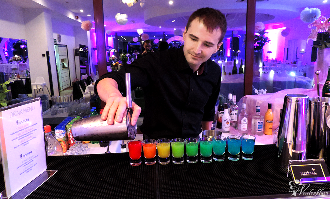 Goodbar - mobilny barman na wesele, Jankowice - zdjęcie 1
