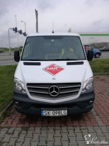 Sprinter 9-cio osobowy (8+1) - wynajem bez kierowcy, Wynajem busów Lędziny