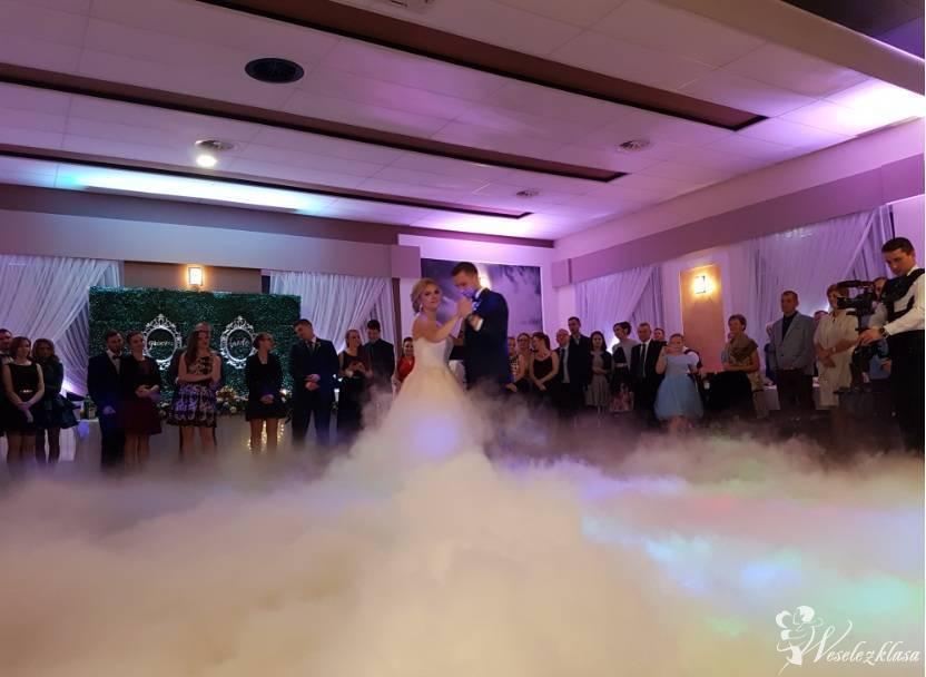 Profesjonalna Usługa Taniec w chmurach  + FILM  , Ciężki dym ,bańki, Koło - zdjęcie 1