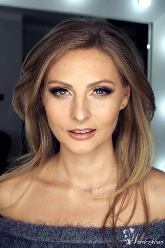 Profesjonalny Makijaż Ślubny i okolicznościowy Adriana Maksymiuk, Koszalin - zdjęcie 1