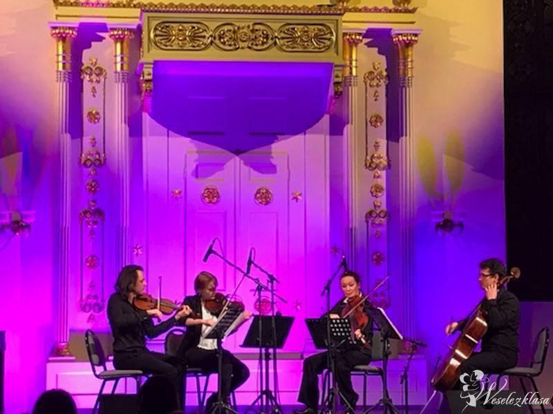 Oprawa muzyczna Ślubu - kwartet smyczkowy, trio, duet, solista, Wrocław - zdjęcie 1