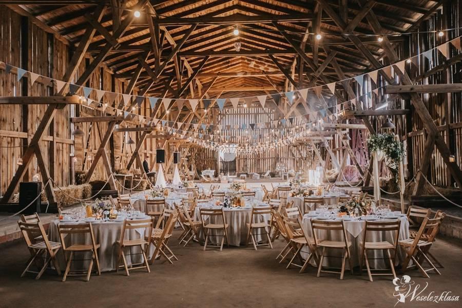 WIÓROWNIA - drewniane dekoracje ślubne, Poznań - zdjęcie 1