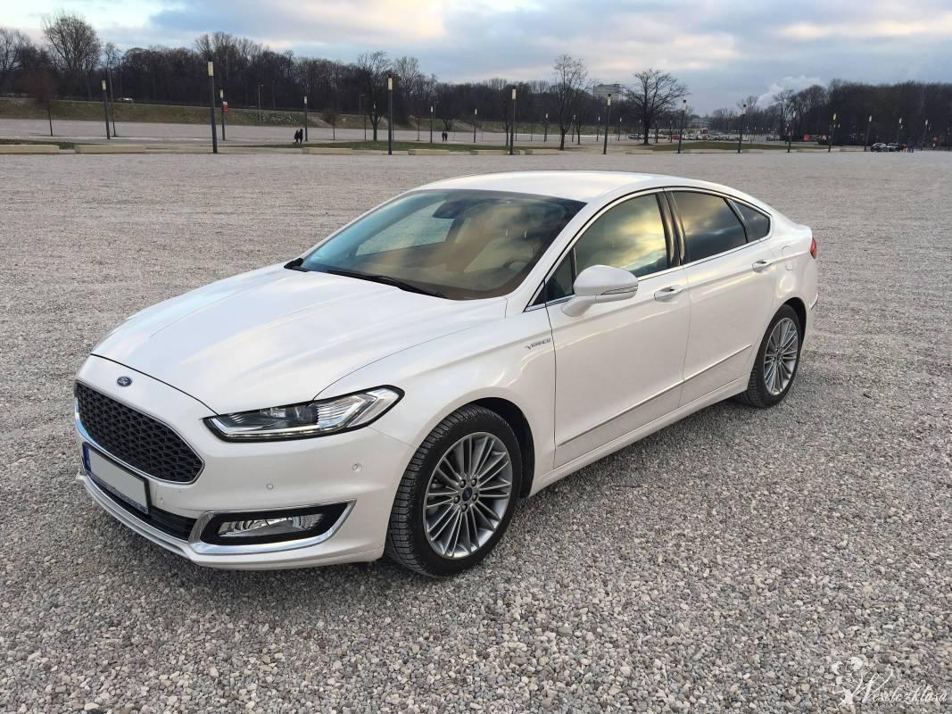 Auto do ślubu Ford Mondeo Vignale 2017, Warszawa - zdjęcie 1