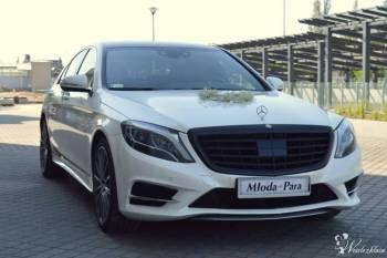 Mercedes-Benz S Klasa, Samochód, auto do ślubu, limuzyna Łobez
