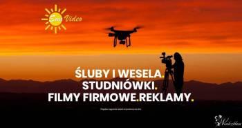 Sun Video - pogodne filmy nawet w pochurne dni., Kamerzysta na wesele Nowy Sącz