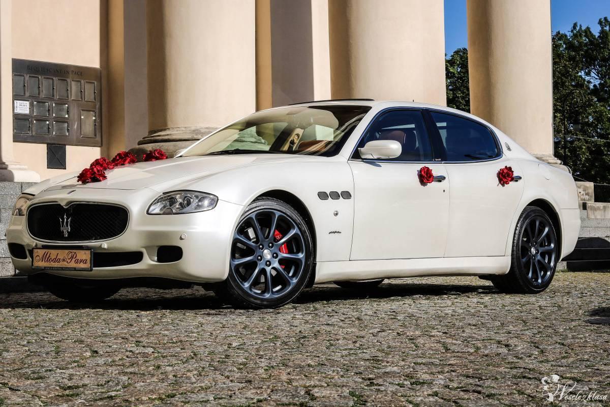 Maserati Quattroporte - bez ograniczeń czasowych, dekoracje w cenie, Myślenice - zdjęcie 1