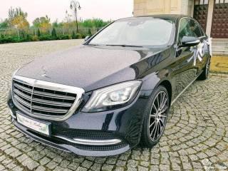 Tylko Mercedesy !!! S i ... Oferta dla fanów stuttgartskiej, Samochód, auto do ślubu, limuzyna Lipsko