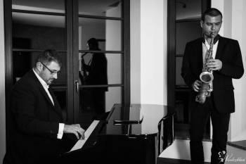 FORTEPIAN/SAKSOFON  jazz duet  (posiadamy własny fortepian!!!), DJ na wesele Jastarnia