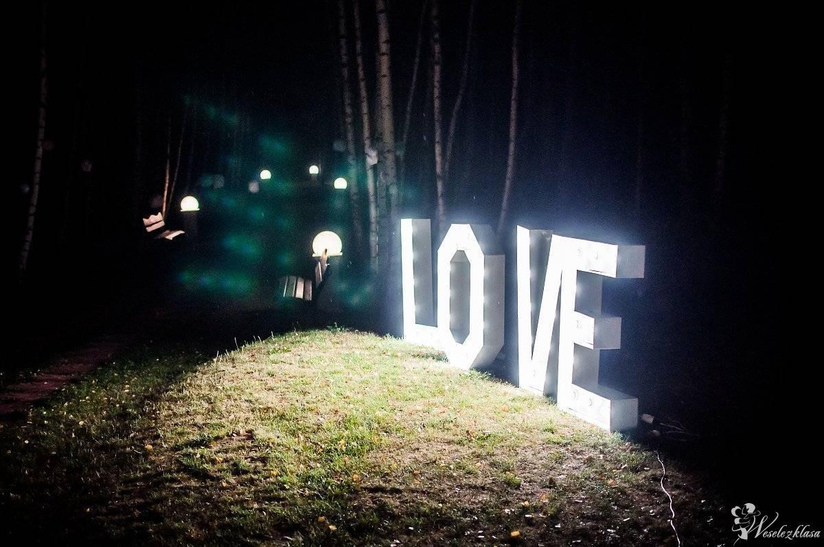 Najlepsza Oferta!! Napis LOVE to wspaniała dekoracja Twojego Wesela, Kielce - zdjęcie 1