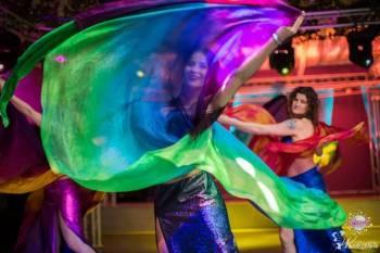 Taniec brzucha - ORIENTALNY KLIMAT NA TWOJEJ IMPREZIE, Pokaz tańca na weselu Rawicz