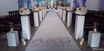 Dekoracja Kościoła - Centrum Dekoracji Adriana, Dekoracje ślubne Chełm