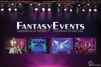 Fantasy Events - agencja eventowa, DJ na wesele Olszyna
