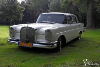 Zabytkowe stylowe auto ślubne, Samochód, auto do ślubu, limuzyna Szczawno-Zdrój