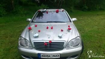 Komfortowy samochód na twój ŚLUB - MERCEDES, Samochód, auto do ślubu, limuzyna Wisła