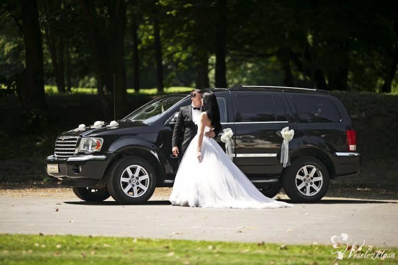 Nieziemski Chrysler auto do ślubu , Racibórz - zdjęcie 1