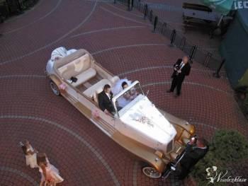 Samochód retro do ślubu, Samochód, auto do ślubu, limuzyna Kraków