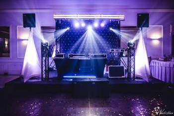 DJ Remik, wodzirej, prezenter na wesele + ciężki dym, dekoracja sali, DJ na wesele Słupca