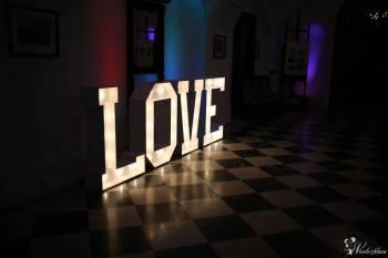Napis LOVE | 1.2m | Skrzydlate Inspiracje, Napis Love Sułkowice
