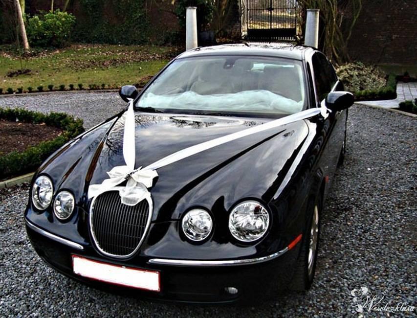 Jaguar do ślubu Piękny i Komfortowy, Łódź - zdjęcie 1