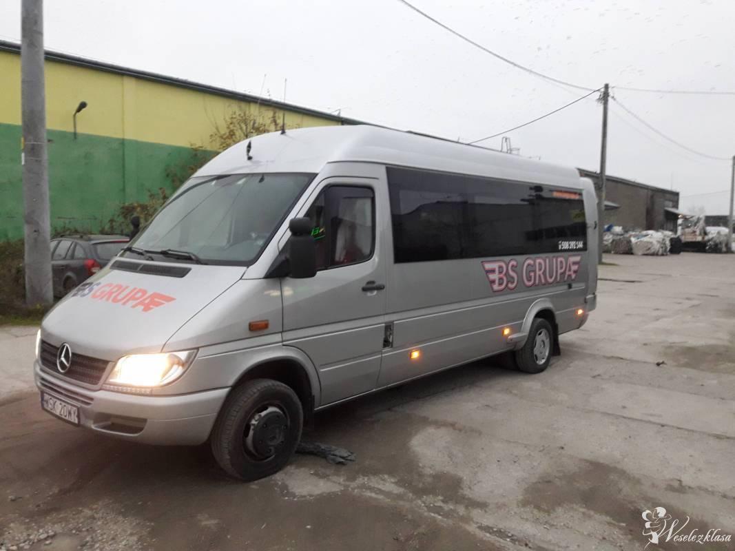 Wynajem busa - Przewóz osób, Sokołów Podlaski - zdjęcie 1