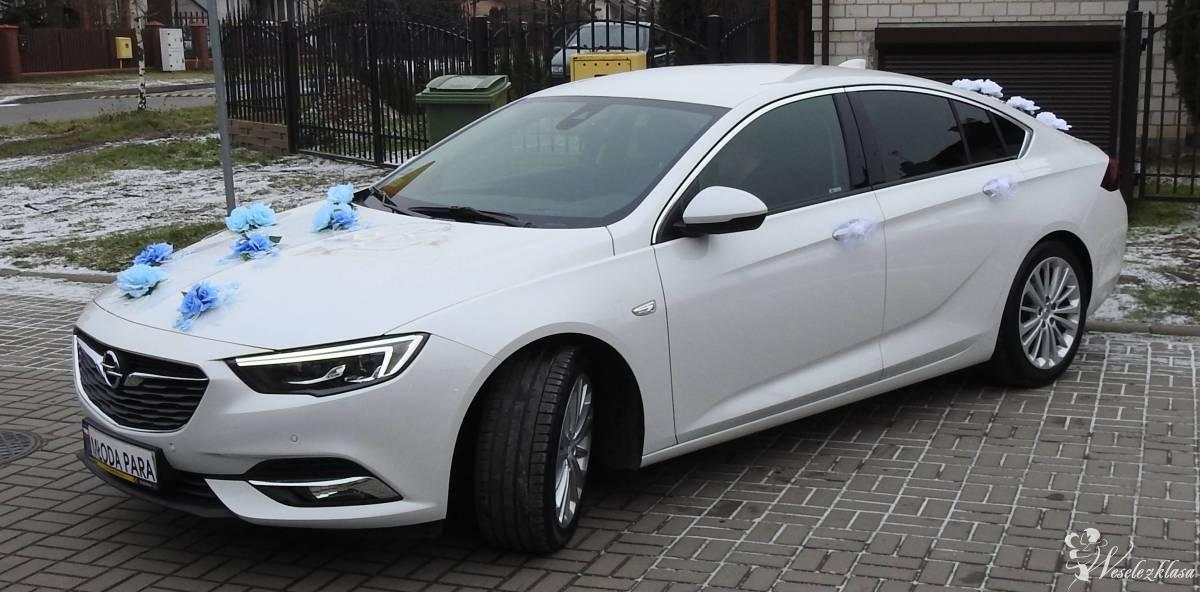 Wynajem auta do ślubu Opel Insignia 2017, Bydgoszcz - zdjęcie 1