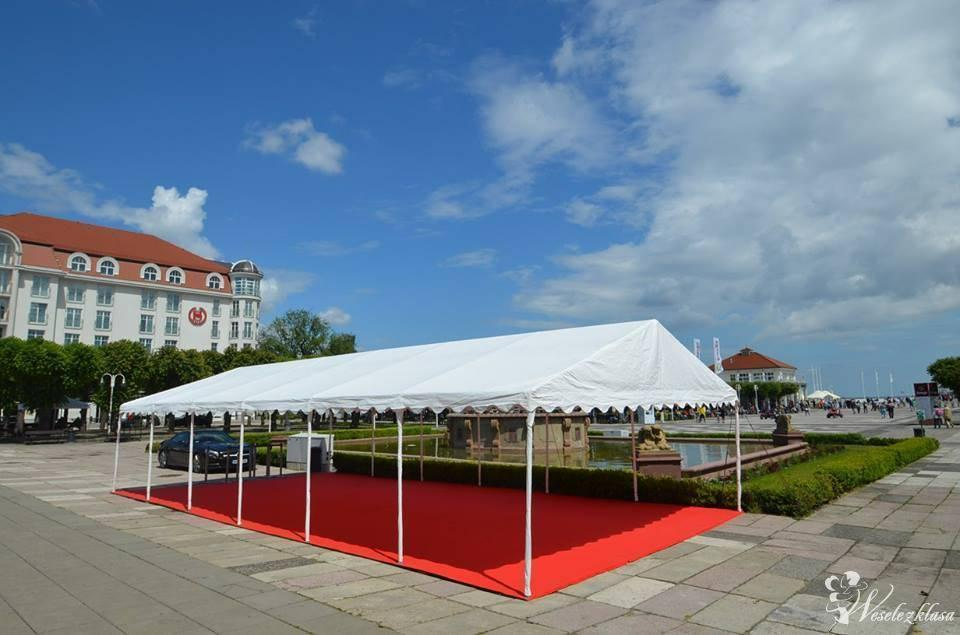 Namioty Weselne z kompleksowym wyposażeniem, Pruszcz Gdański - zdjęcie 1