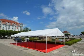 Namioty Weselne z kompleksowym wyposażeniem, Wypożyczalnia namiotów Pruszcz Gdański