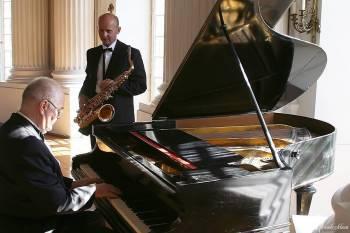 Saksofonista, flecista, akordeonista, konferansjer - prezenter, DJ na wesele Śmigiel