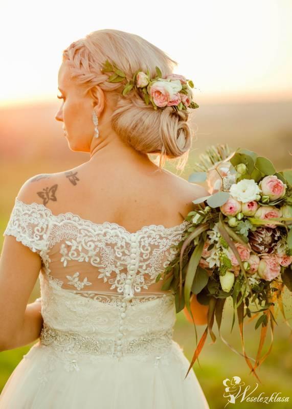 Florystyka ślubna, Bukiety ślubne, Dekoracje, Kwiaty, Floral Projekt, Skawina - zdjęcie 1