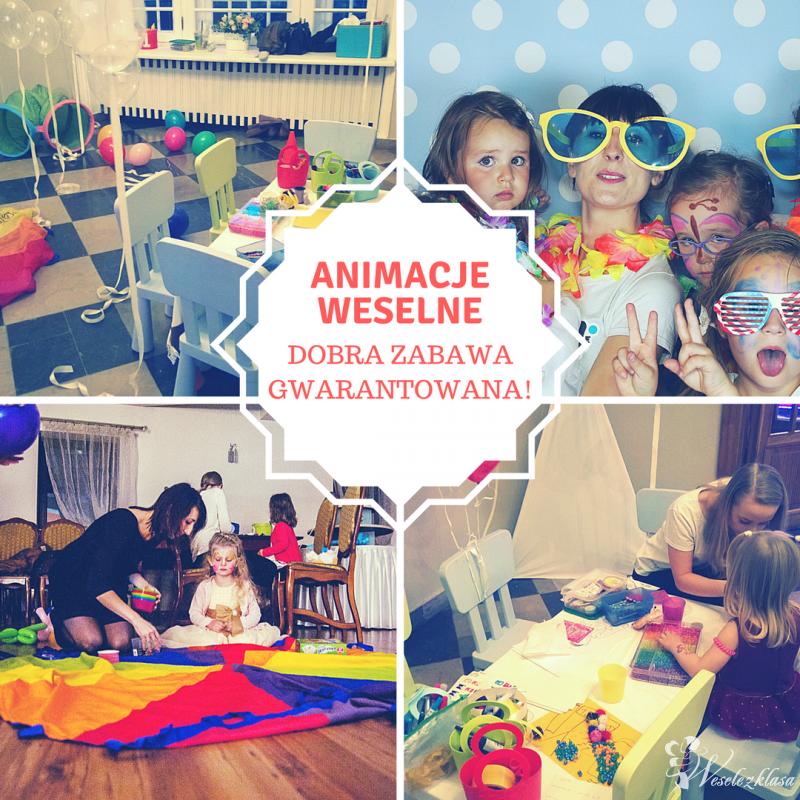 Animacje weselne/  kącik dziecięcy/ animatorki/ animacja weselna, Kraków - zdjęcie 1