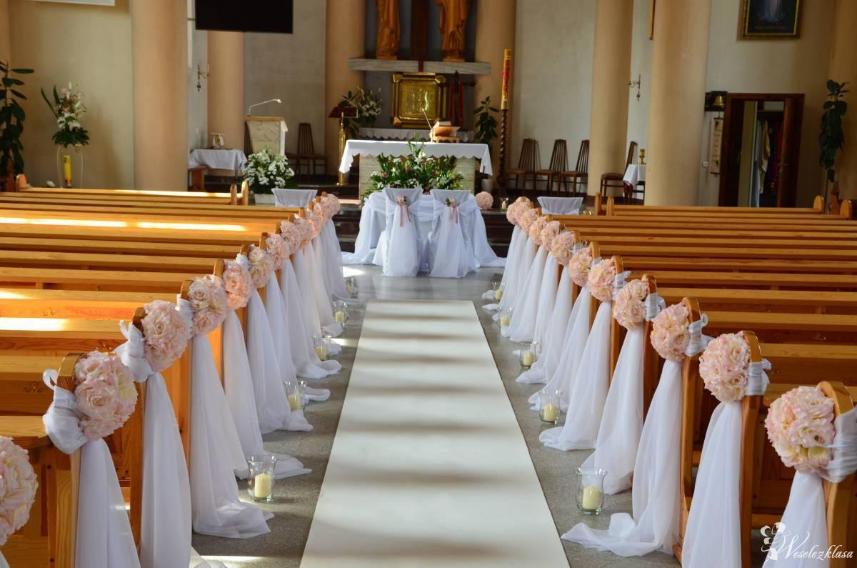 Dekoracja kościoła na ślub, Napis Love Led, dekoracje okolicznościowe, Bydgoszcz - zdjęcie 1