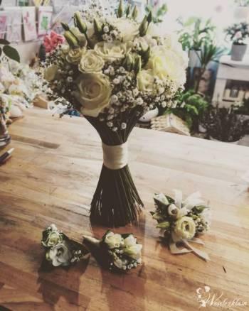 Flore Zone - Magiczny Świat Moniki - PRACOWNIA FLORYSTYCZNA, Dekoracje ślubne Pionki