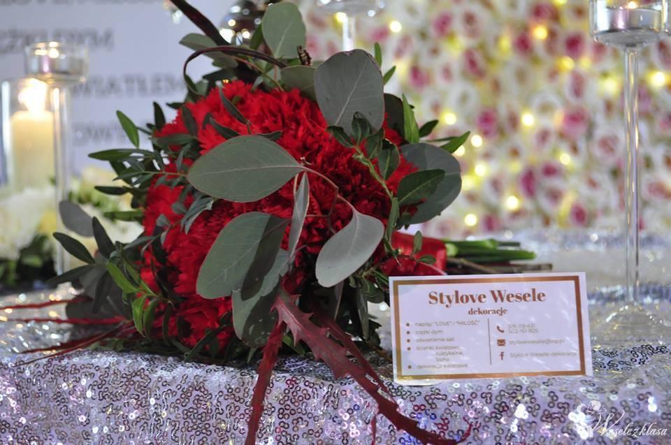 Dekoracja sal i kościołów,aranżacje kwiatowe,ścianki kwiatowe, Warszawa - zdjęcie 1
