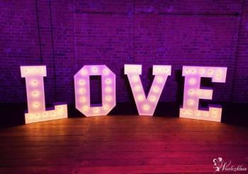Barmans Flair Team - Piękny  Napis Love, Napis Love Złoczew