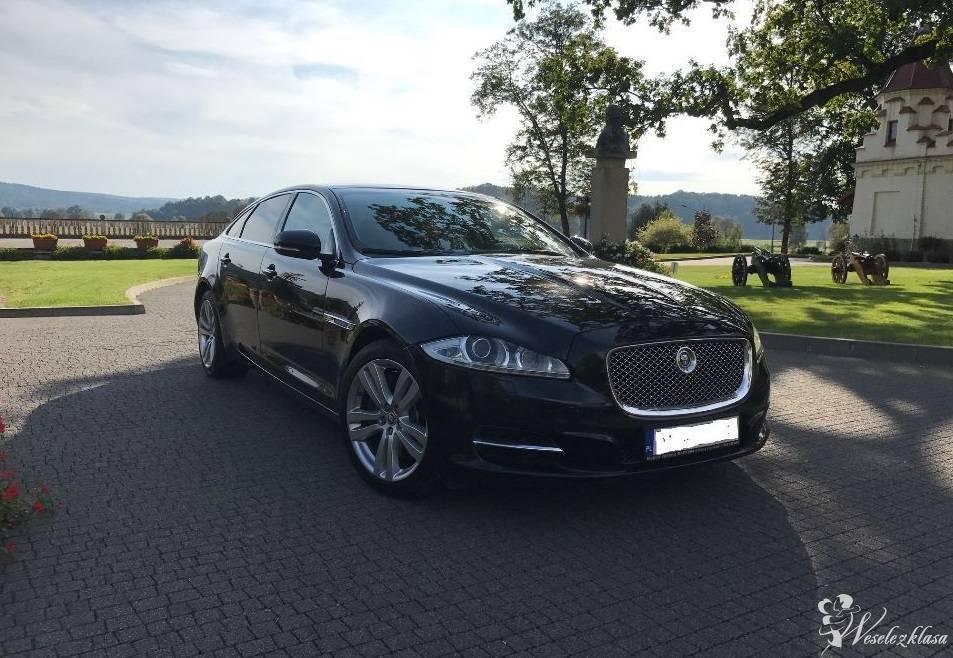 Auto Do Ślubu JAGUAR XJL wersja LONG X351 Premium Luxury najbogatsza, Bydgoszcz - zdjęcie 1