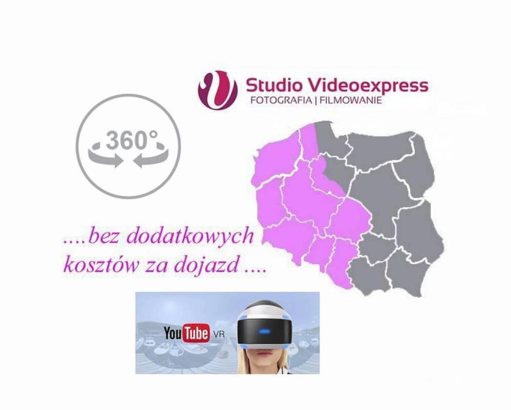 Fotograf i Filmowanie Kamerzysta, Fotografia.Wideofilmowanie  VR360 4K, Wrocław - zdjęcie 1