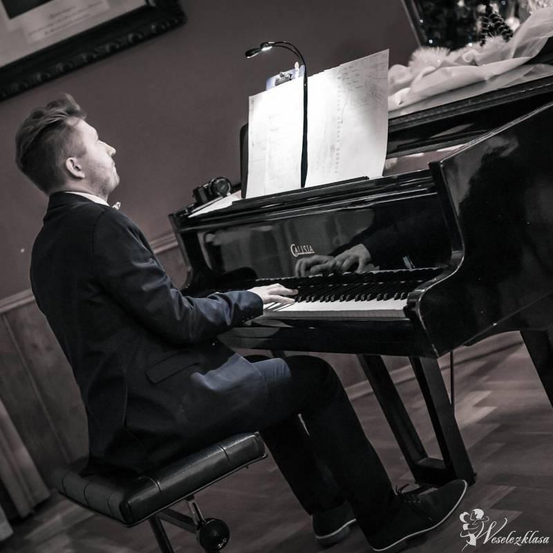 PIANISTA na Twoją uroczystość- popularna i nastrojowa muzyka w tle., Bydgoszcz - zdjęcie 1