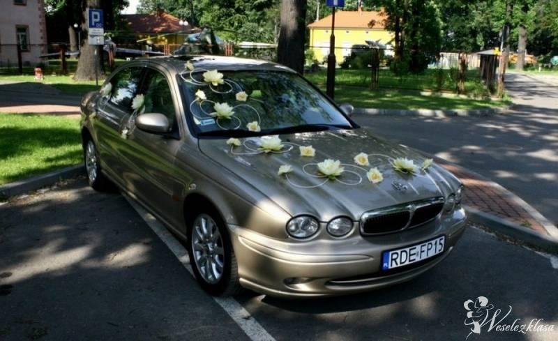 Luksusowy Jaguar do ślubu , Kraków - zdjęcie 1