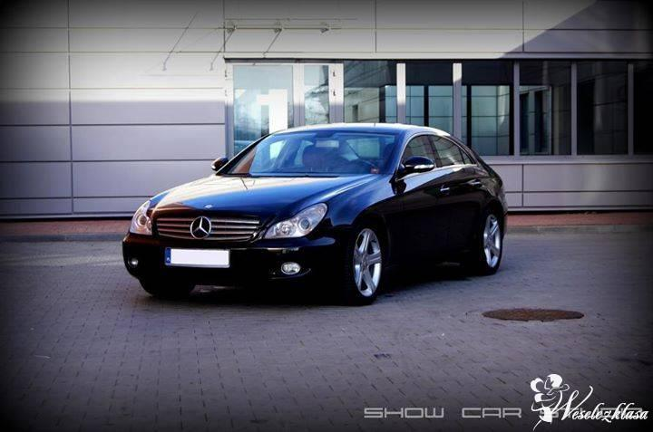 Piękny Mercedes CLS, Włocławek - zdjęcie 1