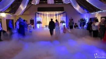 Ciężki dym taniec w chmurach  balony LED, Unikatowe atrakcje Łódź