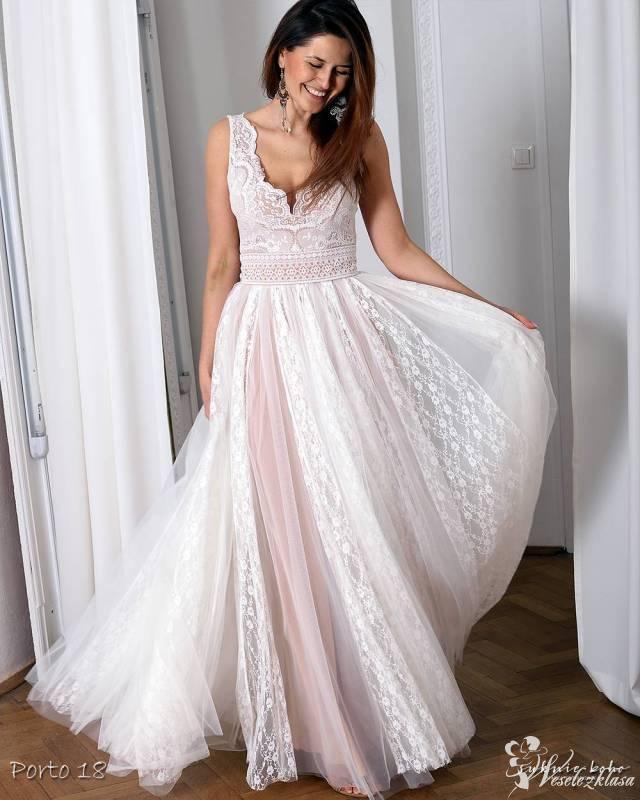 suknieboho wyjątkowe suknie ślubne na miarę, Warszawa - zdjęcie 1